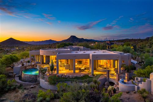 Photo of 11039 E HARRIS HAWK Trail, Scottsdale, AZ 85262 (MLS # 5966506)
