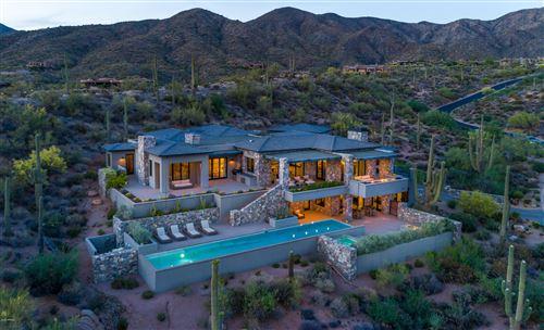 Photo of 9886 E STERLING RIDGE Road, Scottsdale, AZ 85262 (MLS # 6164506)