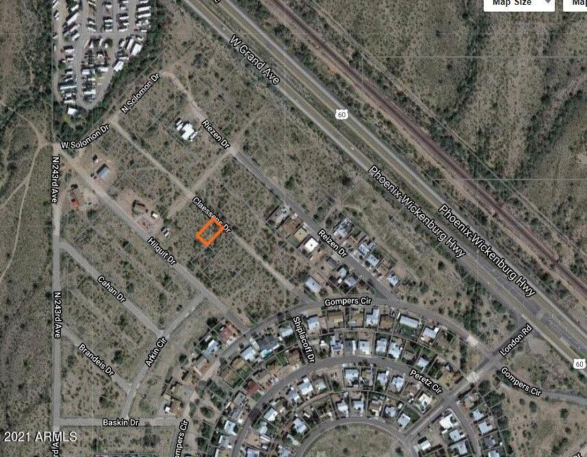 Photo of 0 W Claessens Drive, Morristown, AZ 85342 (MLS # 6306506)