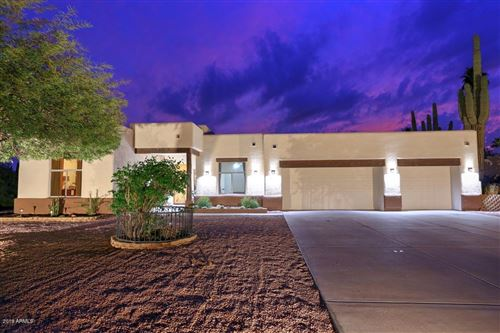 Photo of 9224 N FIREBRICK Drive, Fountain Hills, AZ 85268 (MLS # 6008507)