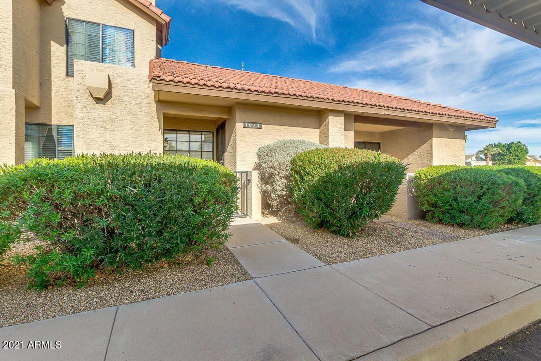 Photo for 8625 E BELLEVIEW Place #1073, Scottsdale, AZ 85257 (MLS # 6180507)
