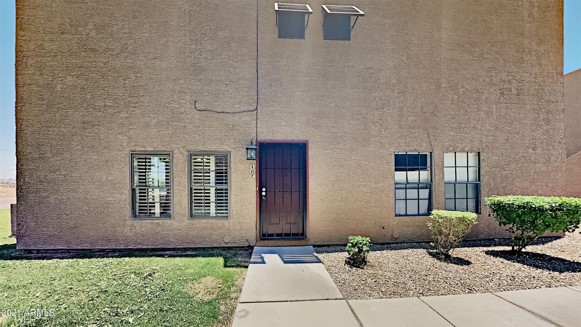 1245 W 1ST Street #107, Tempe, AZ 85281 - MLS#: 6259507