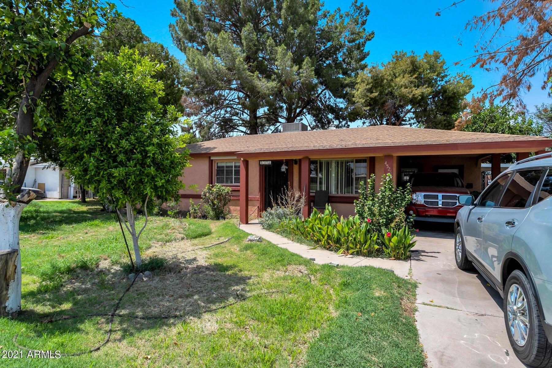 Photo of 4526 W OSBORN Road, Phoenix, AZ 85031 (MLS # 6268507)