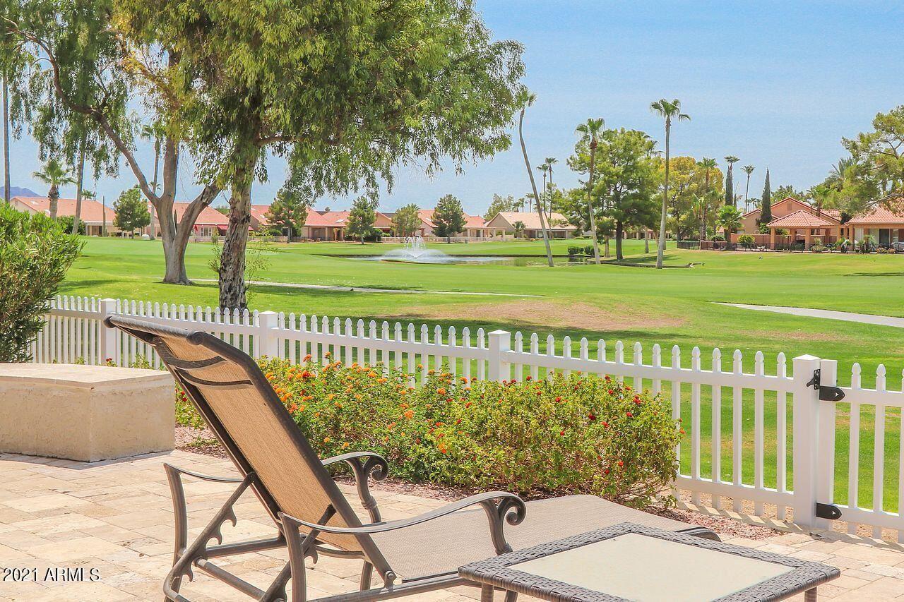 Photo of 10933 E MINNESOTA Avenue, Sun Lakes, AZ 85248 (MLS # 6304507)