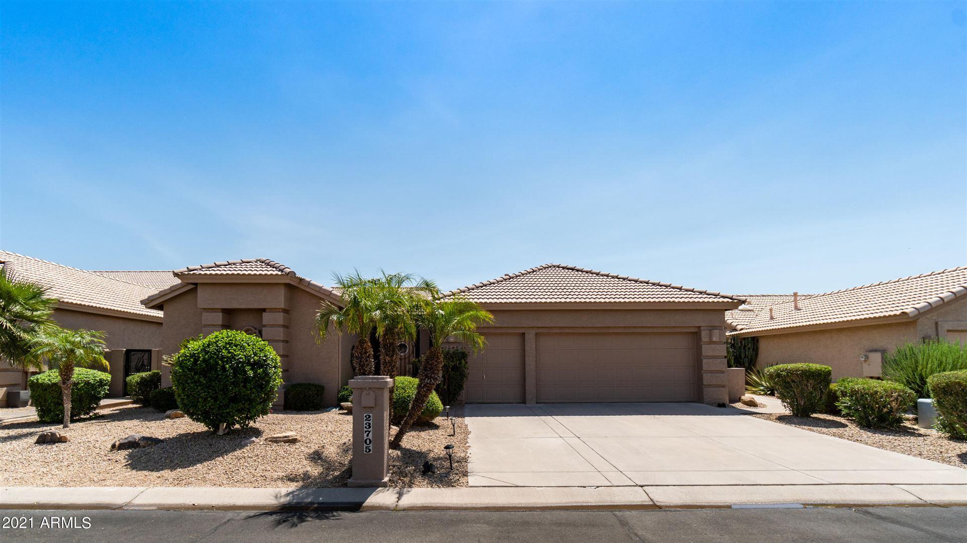 Photo of 23705 S DESERT SANDS Drive, Sun Lakes, AZ 85248 (MLS # 6262508)