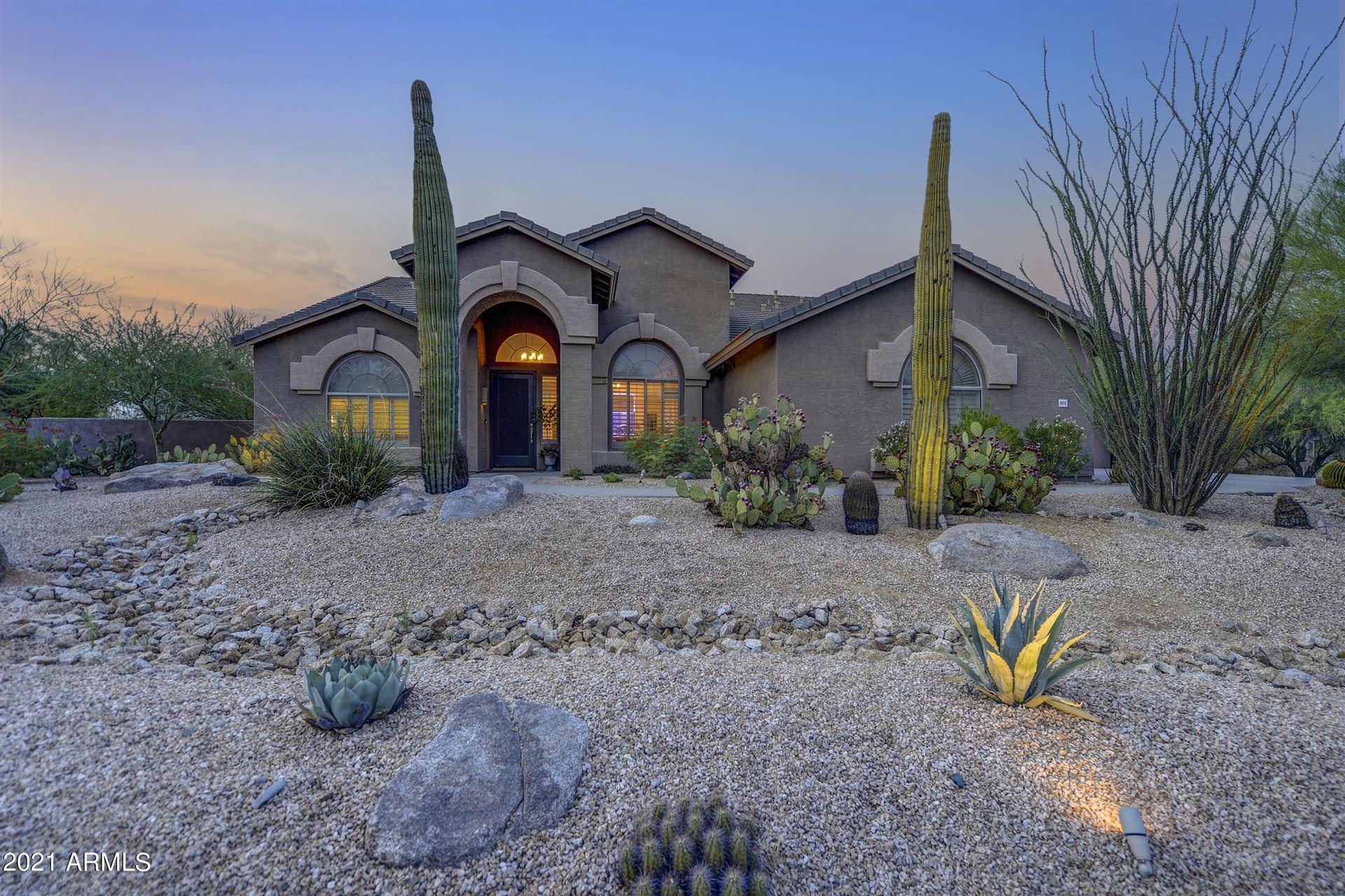 Photo of 4910 E PALO BREA Lane, Cave Creek, AZ 85331 (MLS # 6268508)