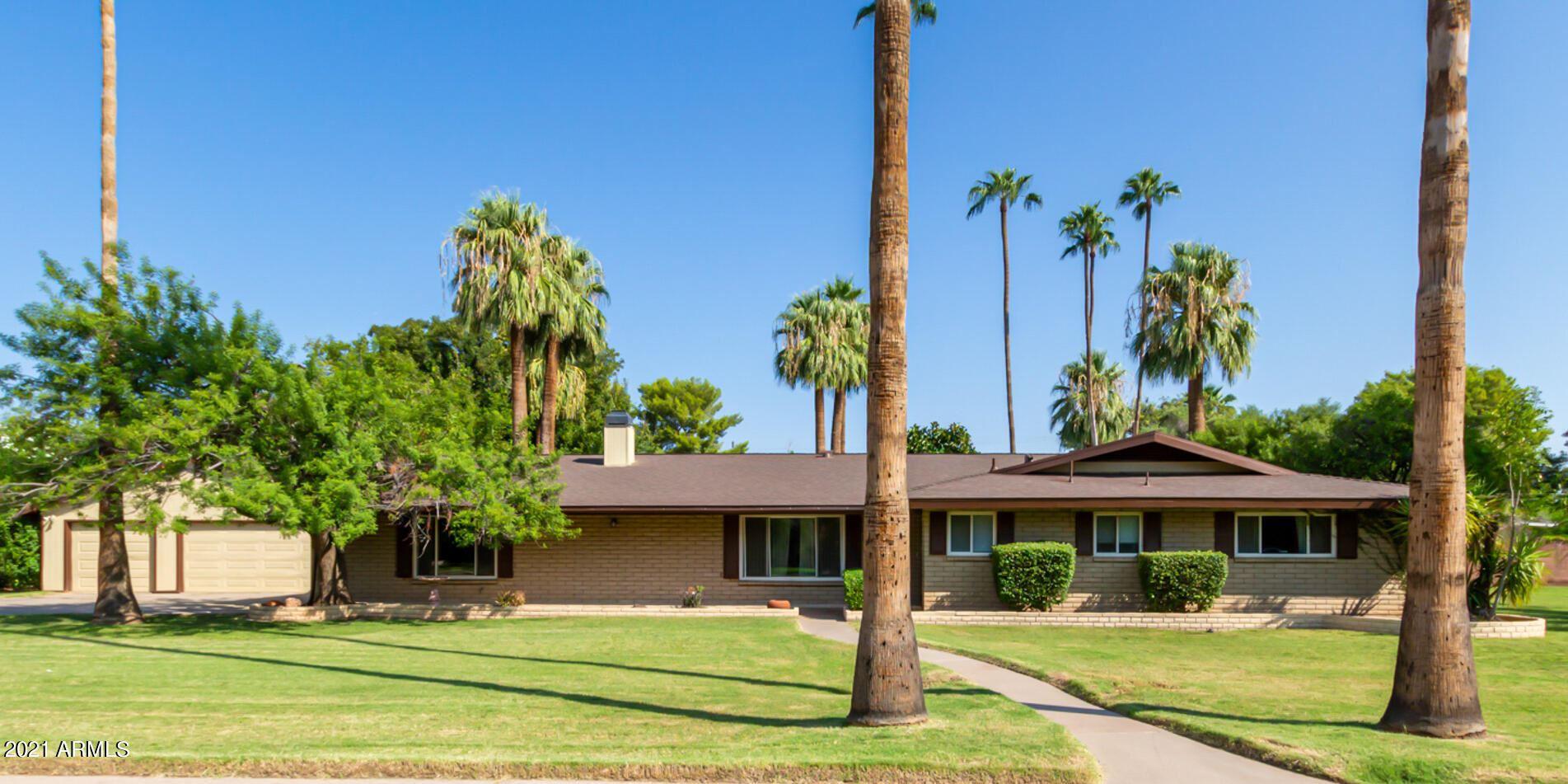 Photo of 1616 E FOUNTAIN Street, Mesa, AZ 85203 (MLS # 6295509)