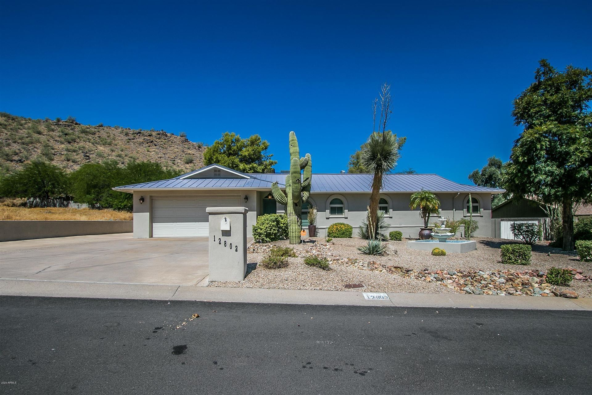 12802 N 17TH Avenue, Phoenix, AZ 85029 - MLS#: 6092510