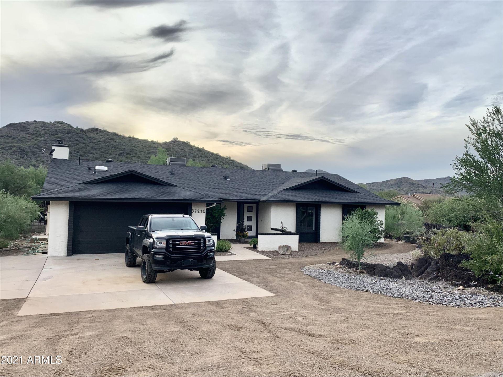 Photo of 37210 N HIDDEN VALLEY Drive, Cave Creek, AZ 85331 (MLS # 6305510)