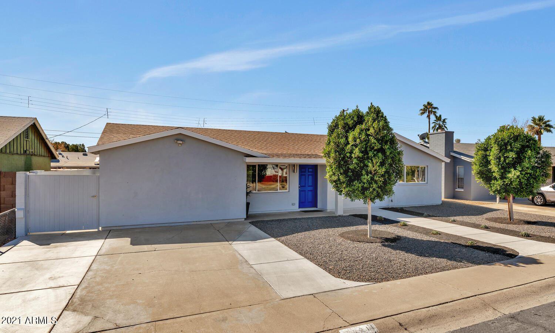 Photo of 7921 E WILLETTA Street, Scottsdale, AZ 85257 (MLS # 6201511)