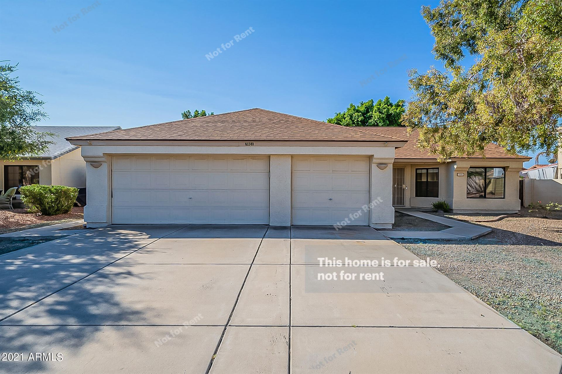 Photo of 7801 W CALAVAR Road, Peoria, AZ 85381 (MLS # 6296512)