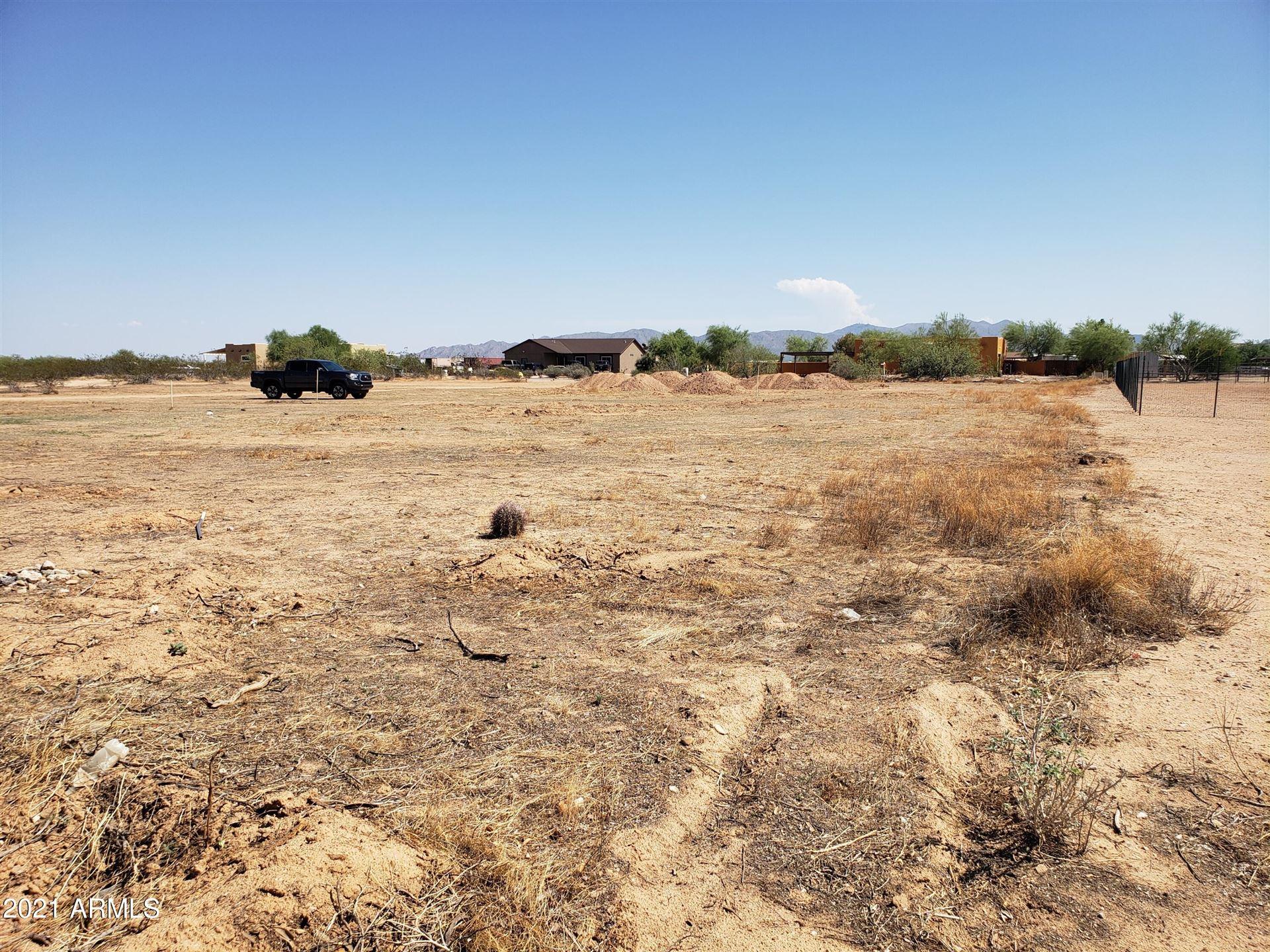 Photo of 22800 W DOVE VALLEY Road, Wittmann, AZ 85361 (MLS # 6303512)