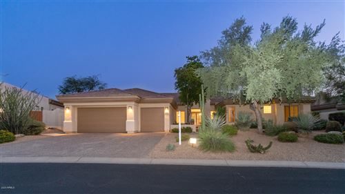 Photo of 6461 E CRESTED SAGUARO Lane, Scottsdale, AZ 85266 (MLS # 6131513)