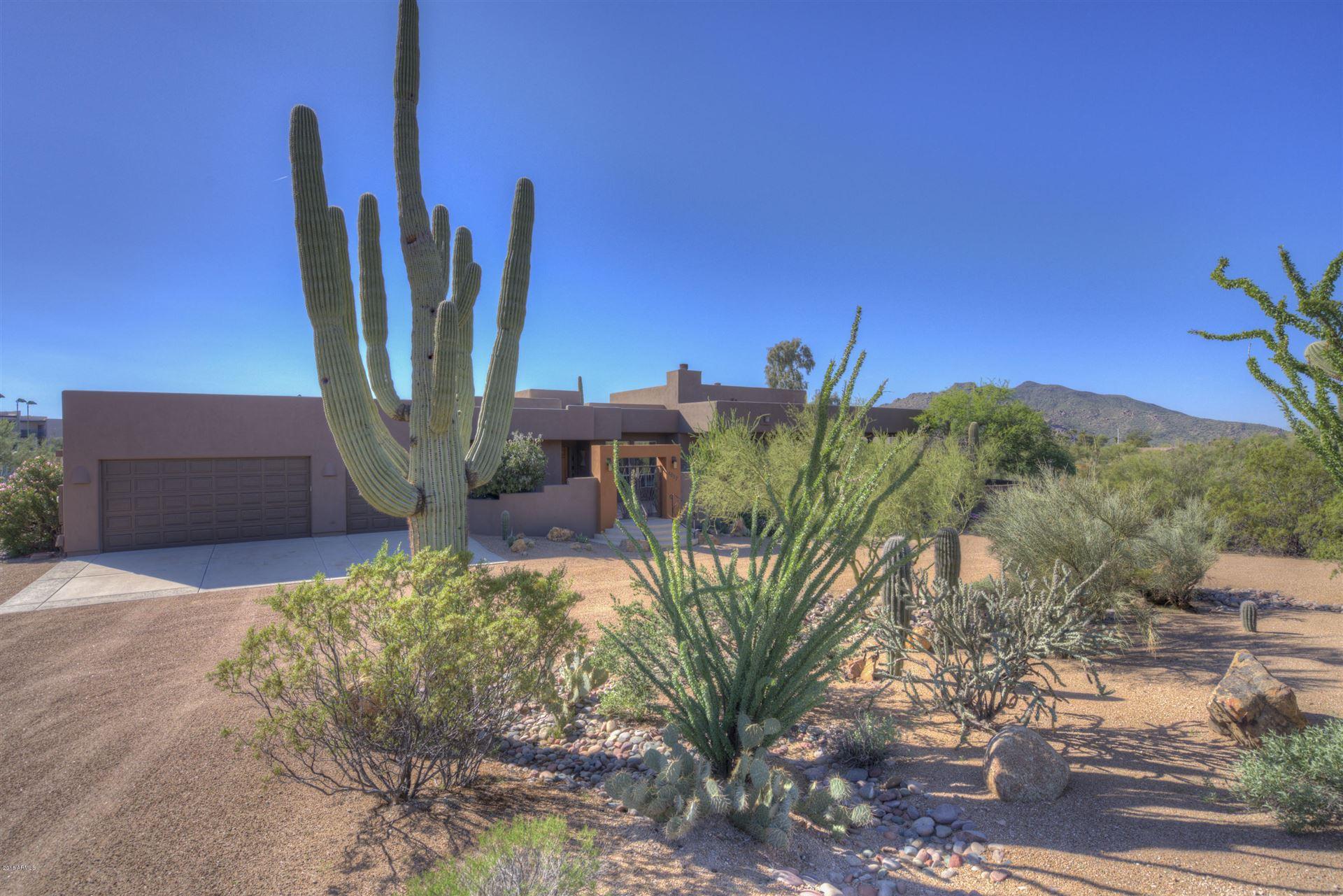 Photo of 8017 E CAREFREE Drive, Carefree, AZ 85377 (MLS # 6223513)