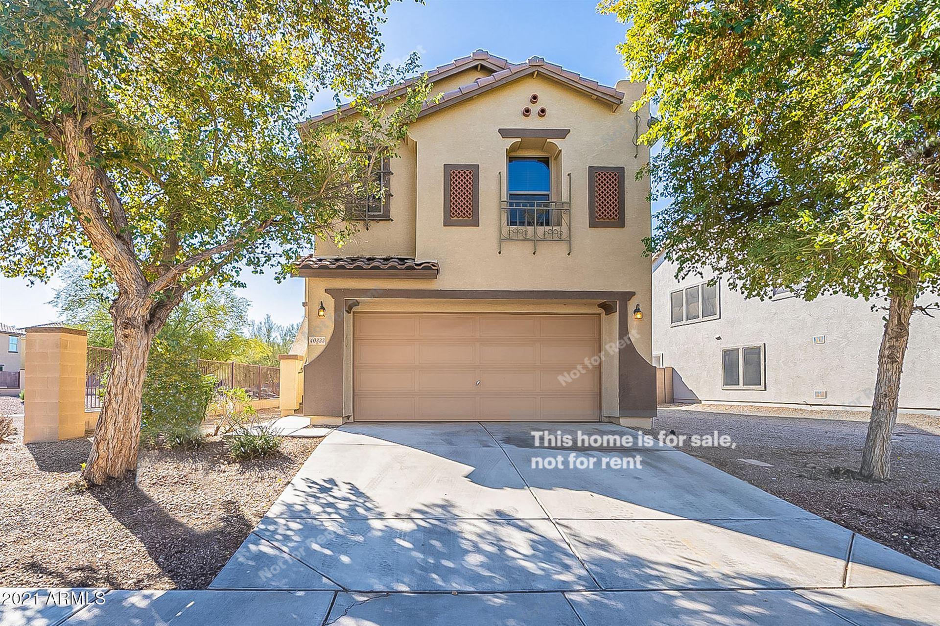Photo for 40333 W MOLLY Lane, Maricopa, AZ 85138 (MLS # 6180514)