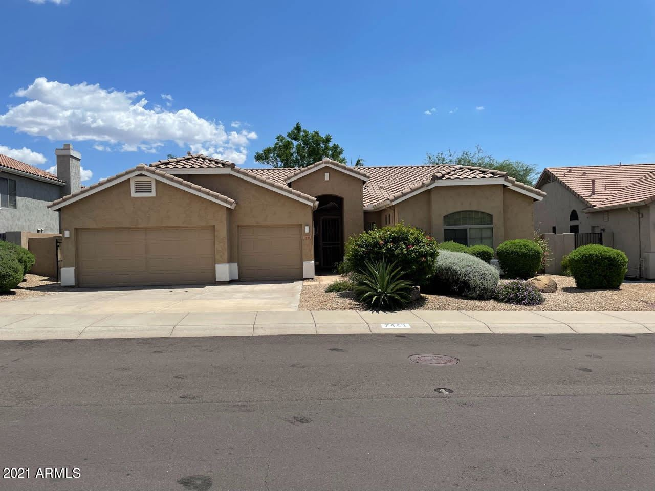 Photo of 7441 E GLENN MOORE Road, Scottsdale, AZ 85255 (MLS # 6272514)