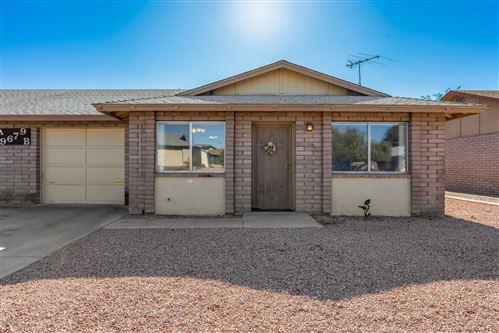 Photo of 9679 W CINNABAR Avenue #B, Peoria, AZ 85345 (MLS # 6167515)