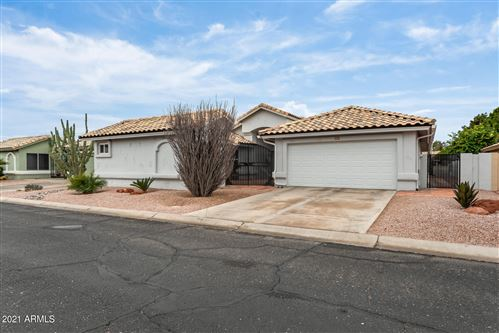 Photo of 17414 N Lonesome Dove Trail, Surprise, AZ 85374 (MLS # 6183516)