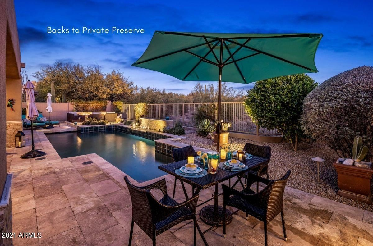 Photo for 6936 E CANYON WREN Circle, Scottsdale, AZ 85266 (MLS # 6180516)
