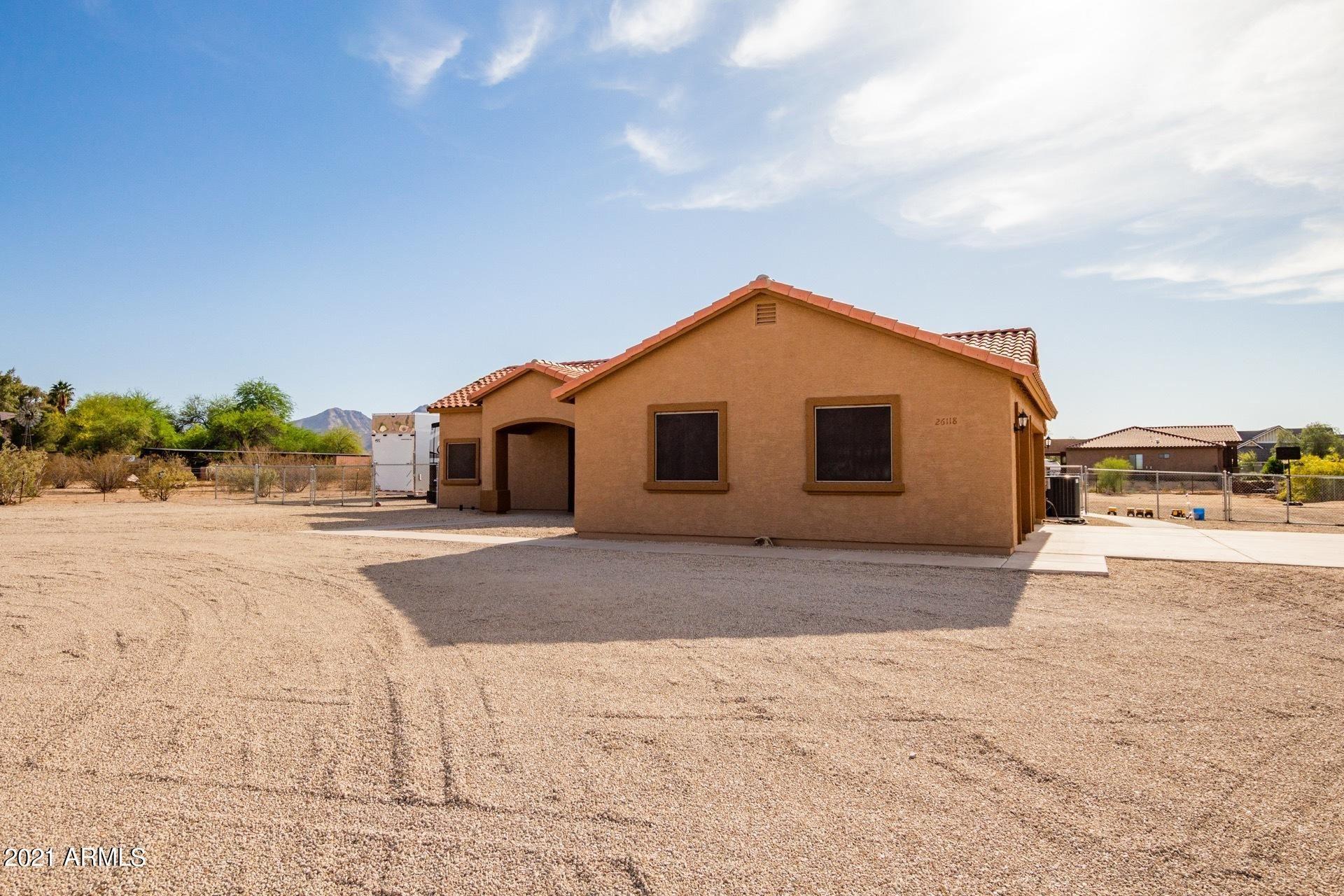 Photo of 26118 S 196TH Street, Queen Creek, AZ 85142 (MLS # 6229516)
