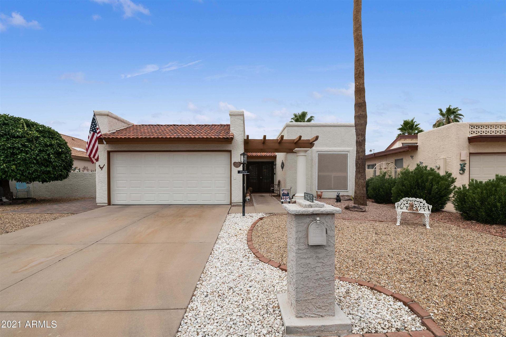 Photo of 26422 S JARDIN Drive, Sun Lakes, AZ 85248 (MLS # 6265516)