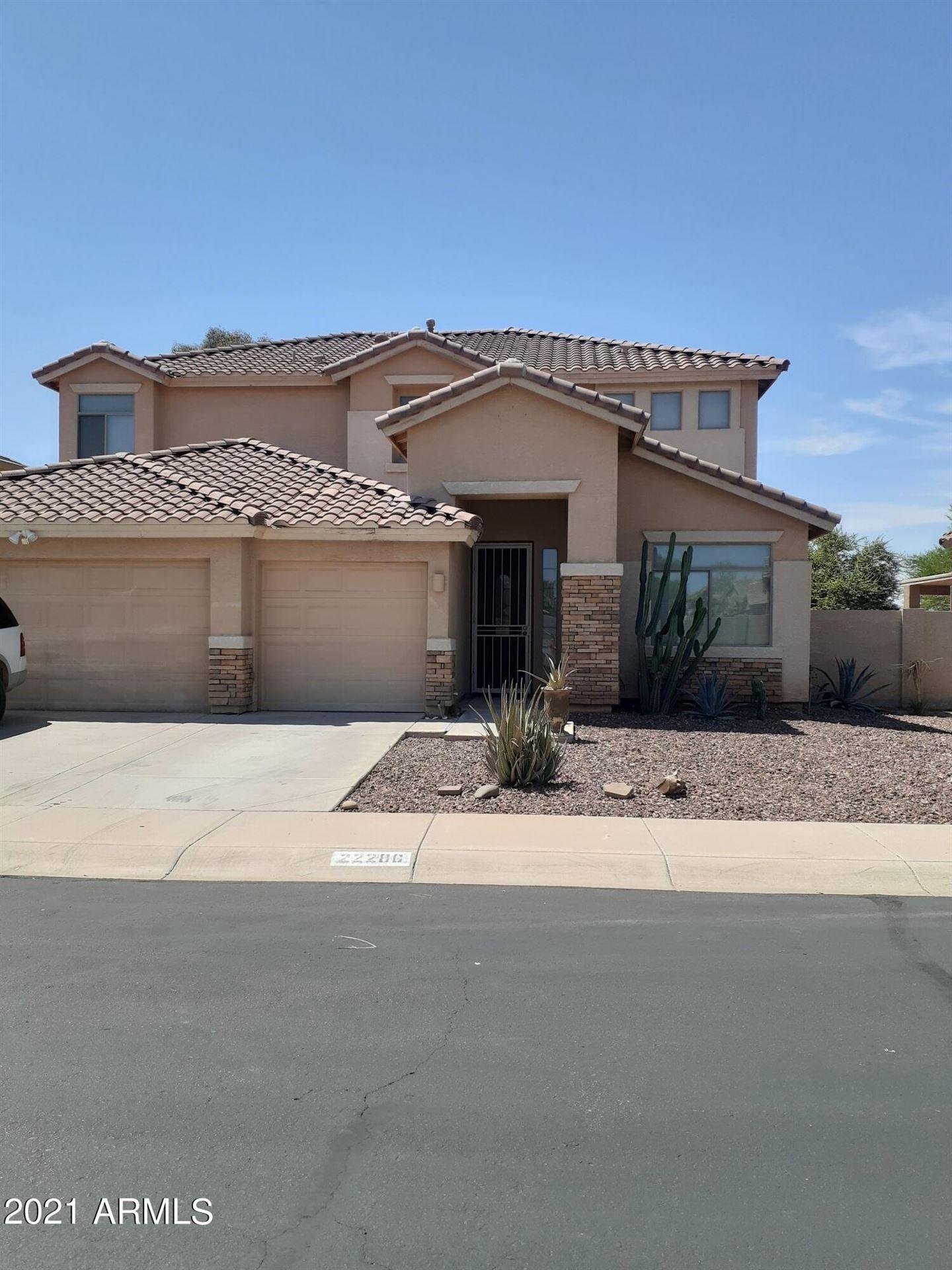 Photo for 22286 N BALBOA Drive, Maricopa, AZ 85138 (MLS # 6289516)