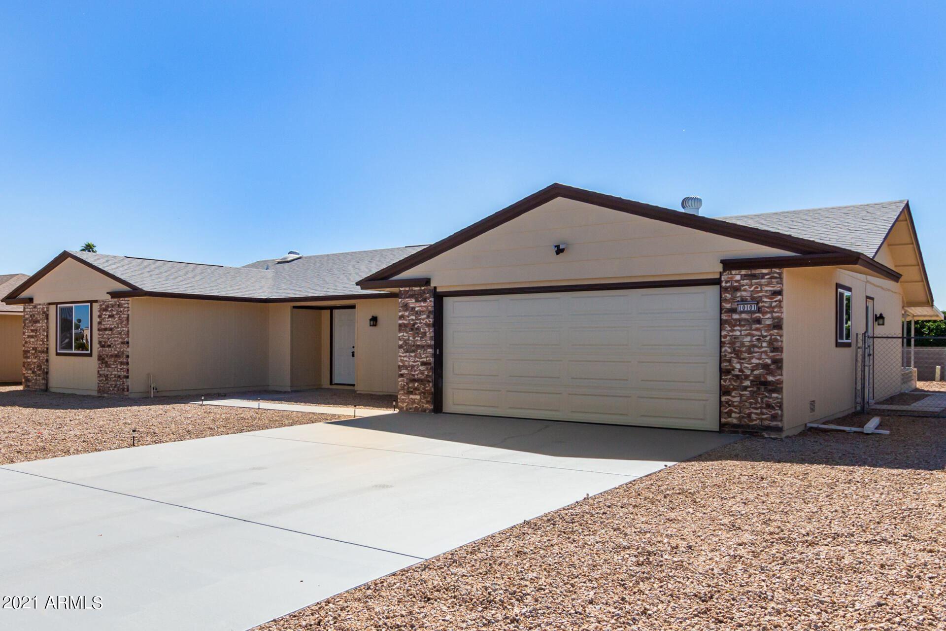 Photo of 10101 W BURNS Drive, Sun City, AZ 85351 (MLS # 6307517)