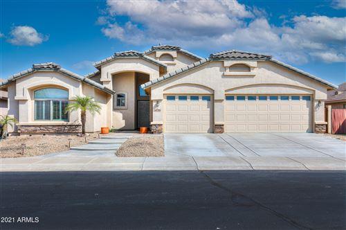 Photo of 41784 W BRAVO Court, Maricopa, AZ 85138 (MLS # 6295518)