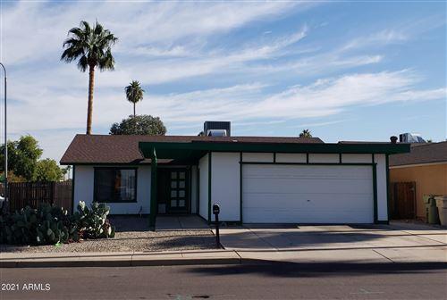 Photo of 4901 W PUGET Avenue, Glendale, AZ 85302 (MLS # 6311518)