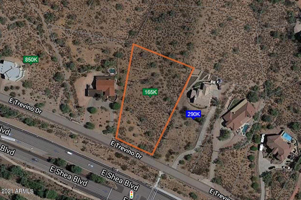 Photo of 16710 E R TREVINO Drive, Fountain Hills, AZ 85268 (MLS # 6198518)