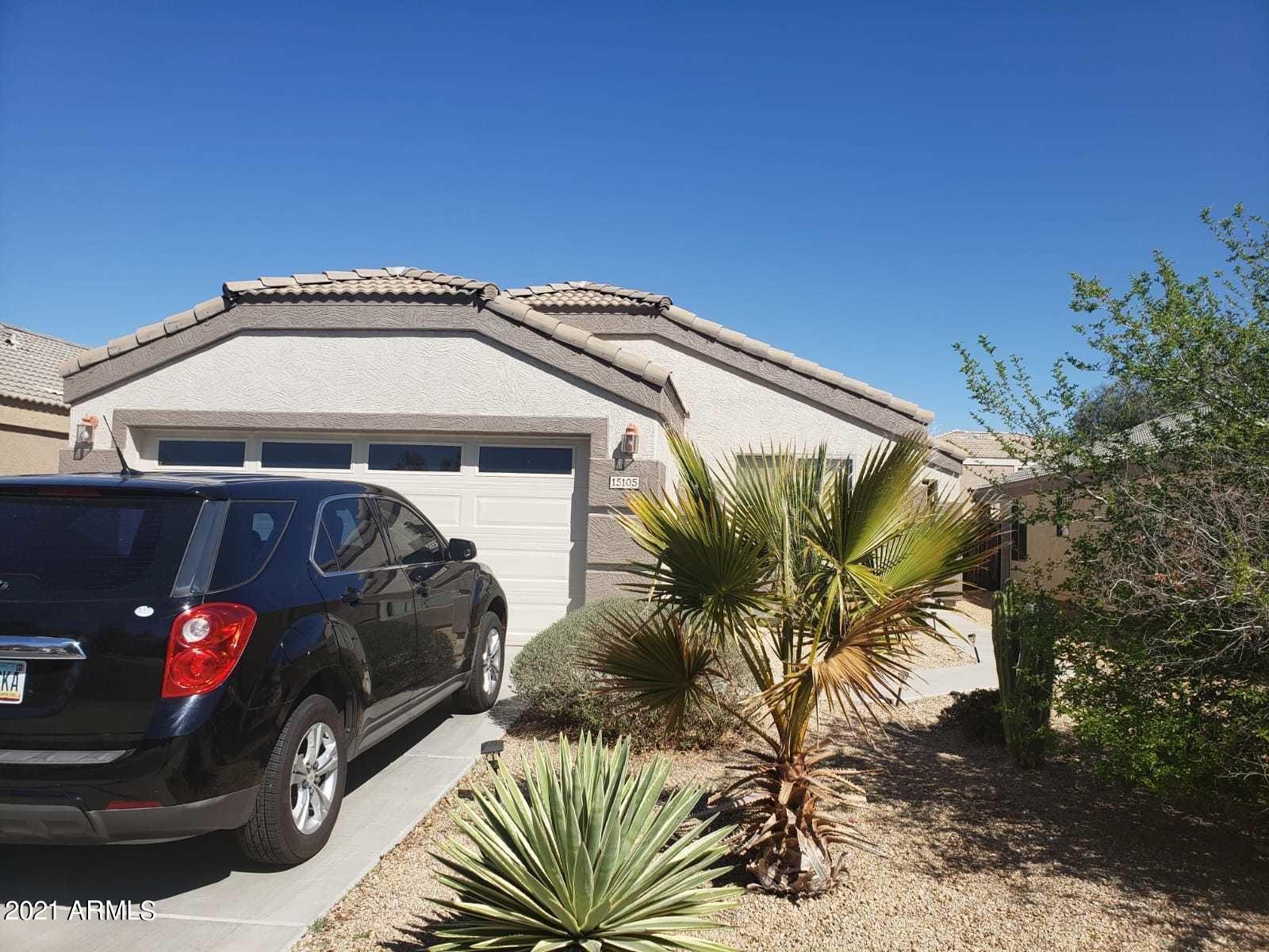 Photo of 15105 N VERBENA Street, El Mirage, AZ 85335 (MLS # 6199518)