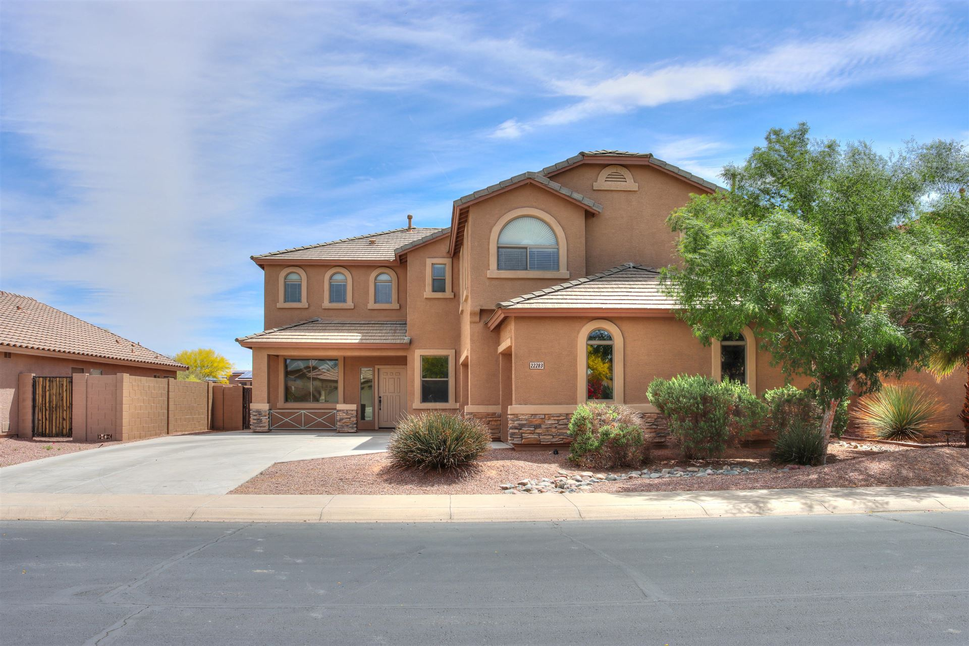 Photo for 22283 N VAN LOO Drive, Maricopa, AZ 85138 (MLS # 6228518)