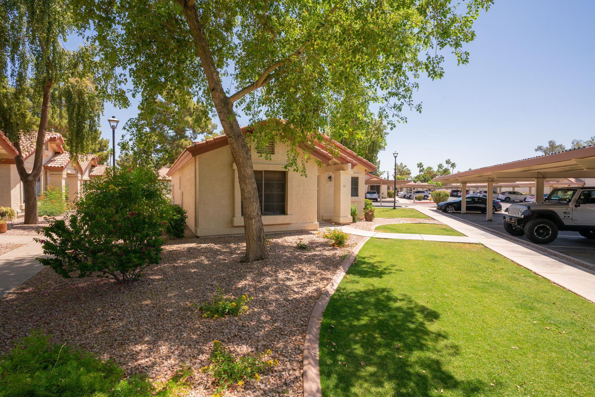 Photo of 1120 N VAL VISTA Drive #72, Gilbert, AZ 85234 (MLS # 6232518)