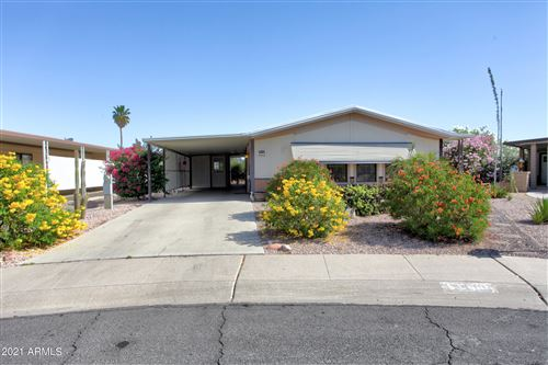 Photo of 5540 E HARMON Circle, Mesa, AZ 85215 (MLS # 6233519)