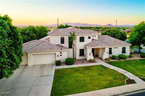 Photo of 2048 E NORCROFT Street, Mesa, AZ 85213 (MLS # 6072520)