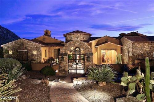 Photo of 10469 E QUARTZ ROCK Road E, Scottsdale, AZ 85255 (MLS # 6169520)
