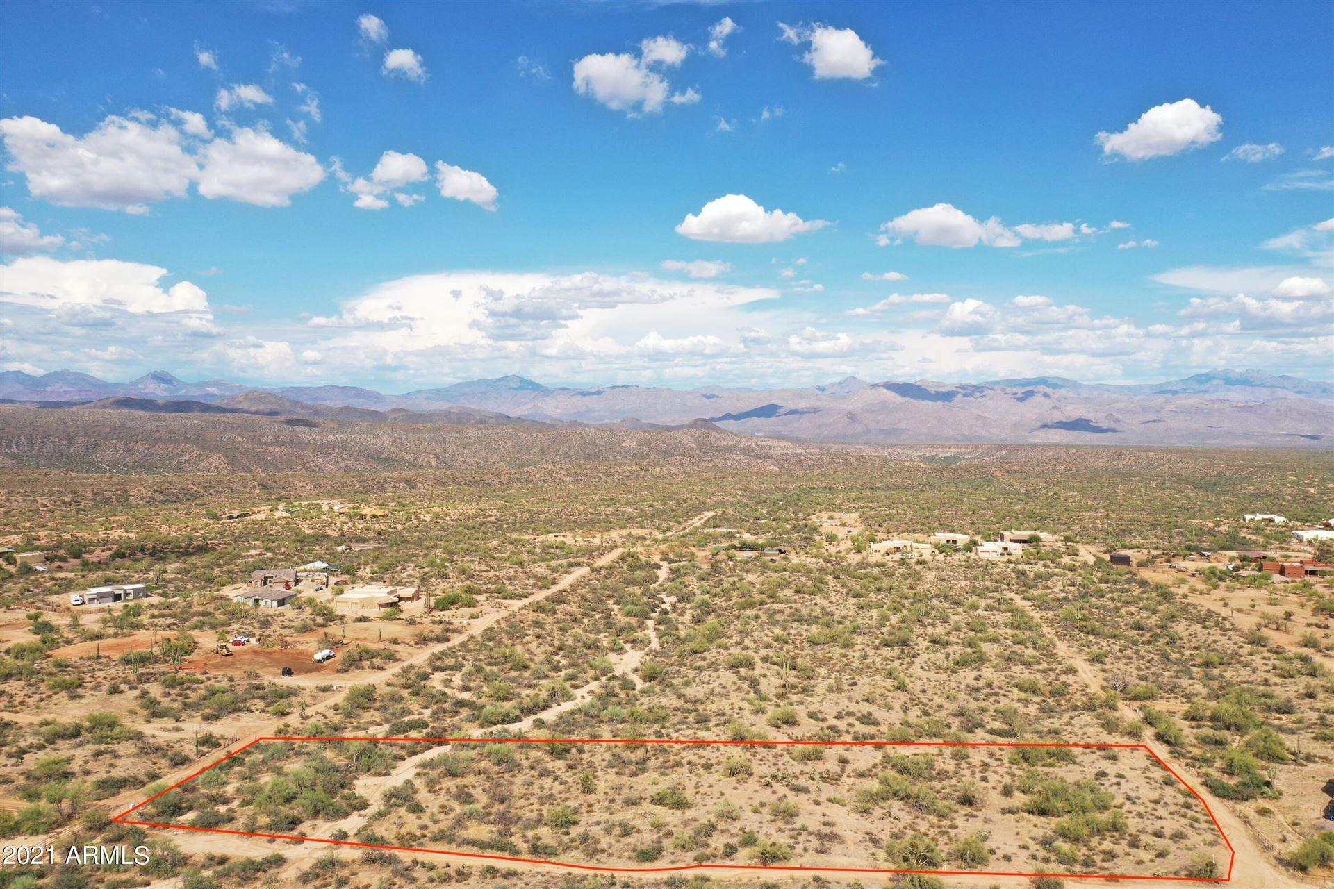 Photo of - E Villa Cassandra Drive, Scottsdale, AZ 85262 (MLS # 6234520)