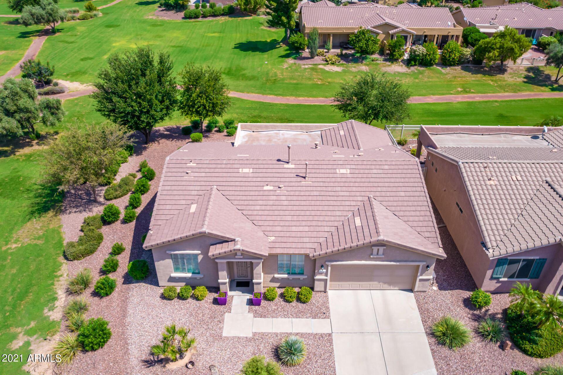 Photo of 20357 N RIVERBANK Road, Maricopa, AZ 85138 (MLS # 6294520)