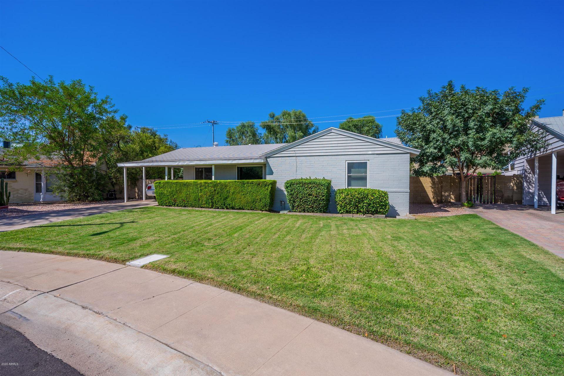 802 E CAVALIER Drive, Phoenix, AZ 85014 - MLS#: 6137521
