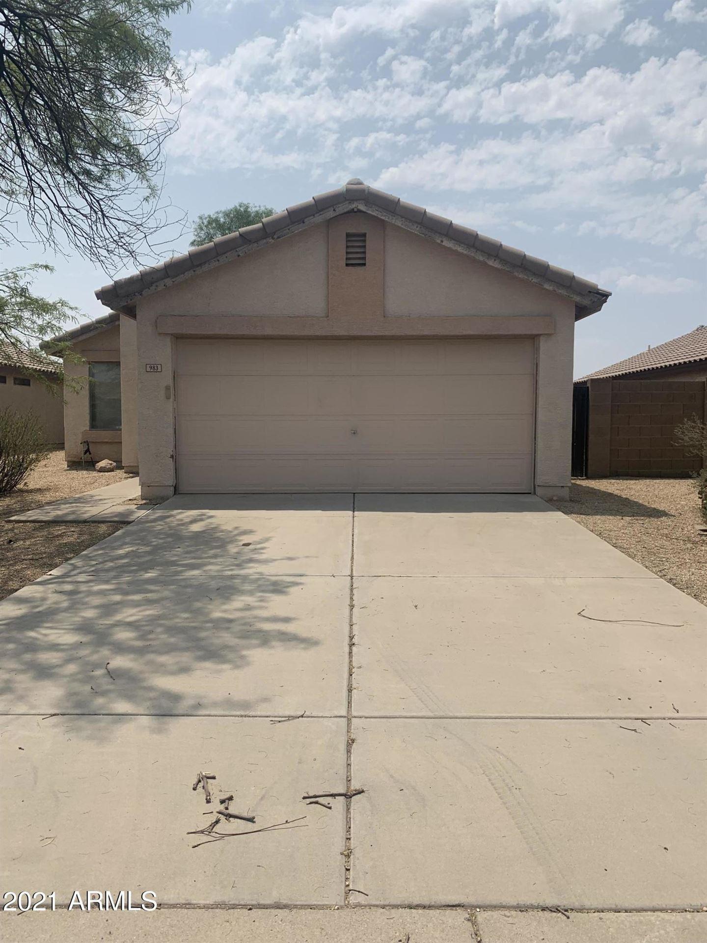 Photo of 983 E GREENLEE Avenue, Apache Junction, AZ 85119 (MLS # 6268521)