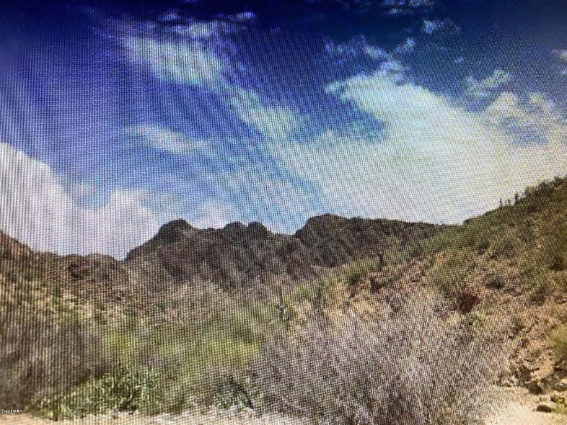 Photo of 000xx N Columbia Mine Trail, Morristown, AZ 85342 (MLS # 6283521)