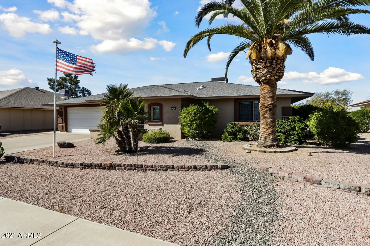 Photo of 12418 W MARBLE Drive, Sun City West, AZ 85375 (MLS # 6199523)