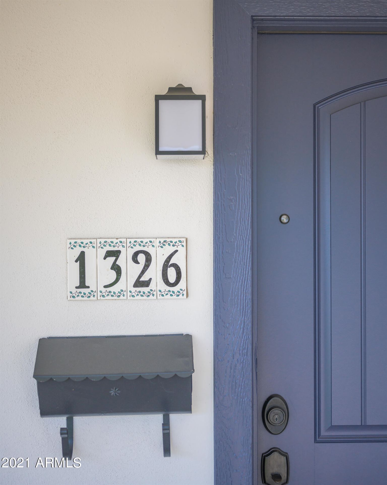 1326 W ROMA Avenue, Phoenix, AZ 85013 - MLS#: 6295523