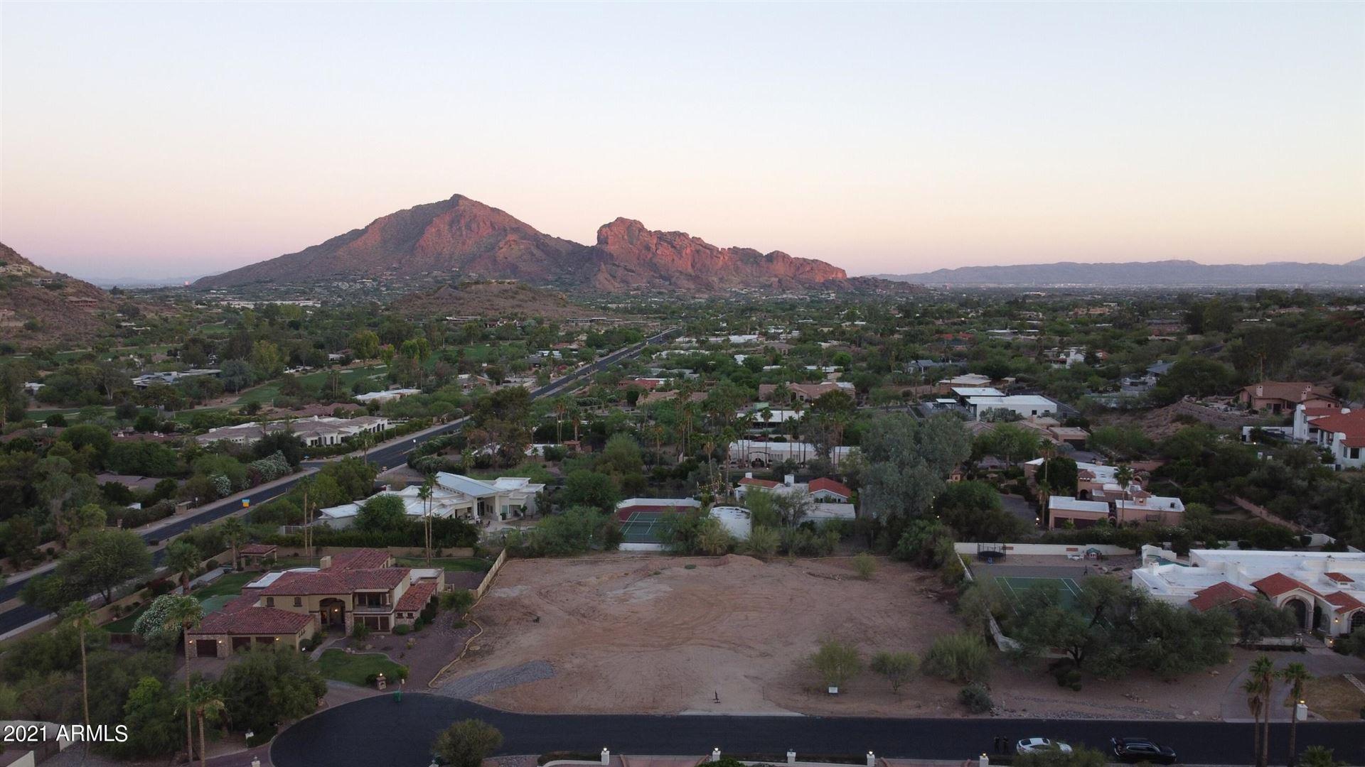 Photo of 4723 E DESERT PARK Place, Paradise Valley, AZ 85253 (MLS # 6242524)