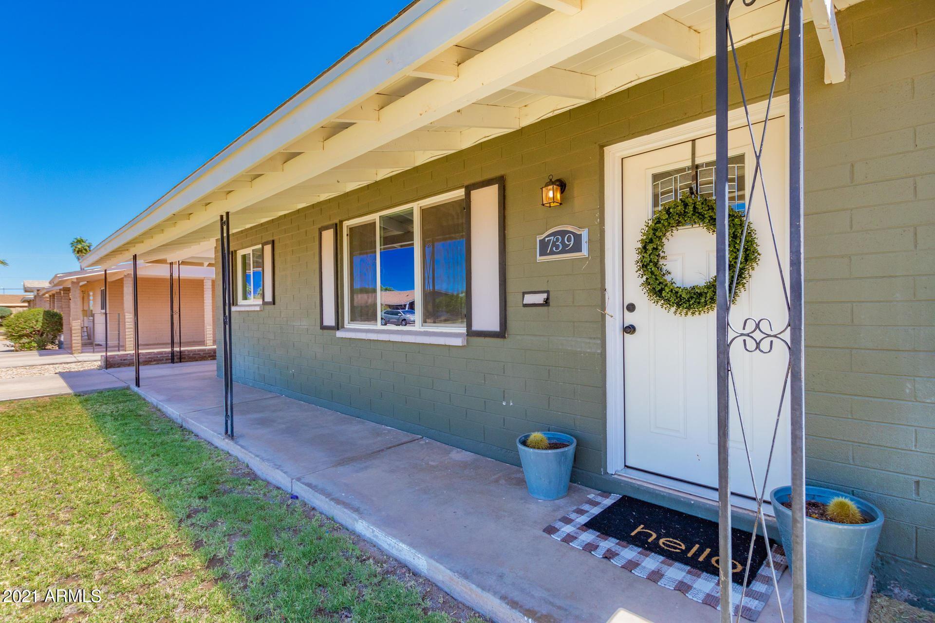 Photo of 739 N STANDAGE --, Mesa, AZ 85201 (MLS # 6232525)