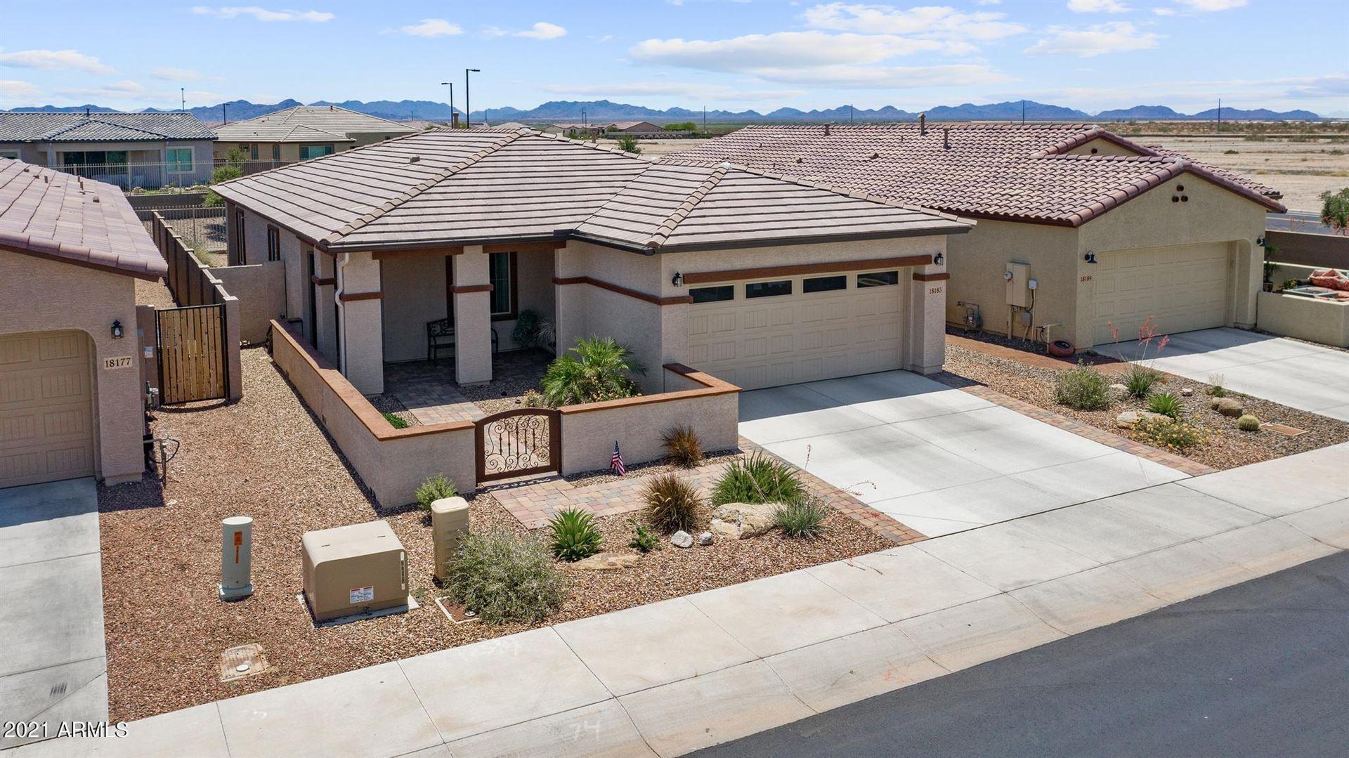 Photo of 18183 W GLENHAVEN Drive, Goodyear, AZ 85338 (MLS # 6248525)