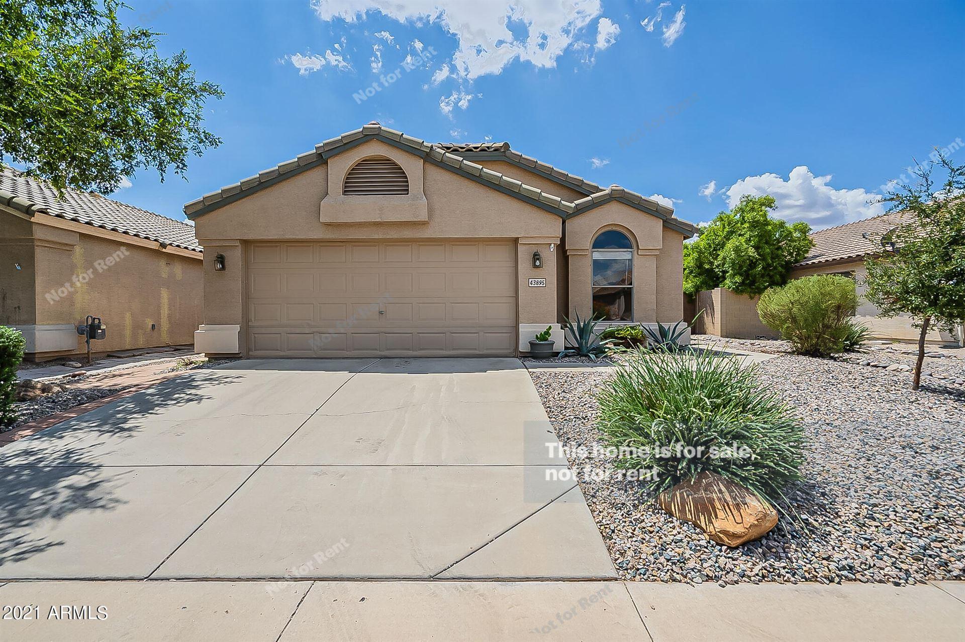 Photo for 43895 W CAHILL Drive, Maricopa, AZ 85138 (MLS # 6285525)