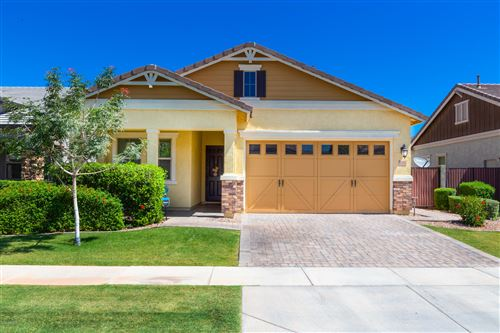Photo of 3068 E PINTO Drive, Gilbert, AZ 85296 (MLS # 6084526)