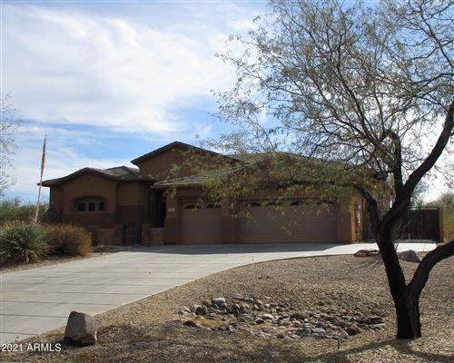Photo of 3747 E VILLA CASSANDRA Way, Cave Creek, AZ 85331 (MLS # 6186526)