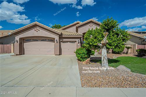 Photo of 8044 W LOUISE Drive, Peoria, AZ 85383 (MLS # 6309526)